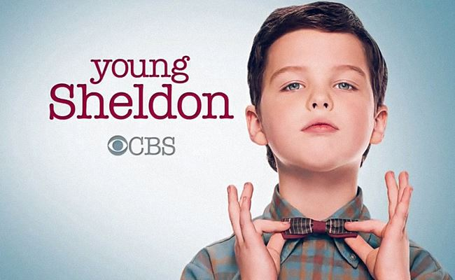 Youg Sheldon trailer CBS fenomeno internet