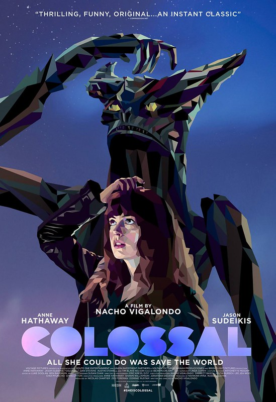 Colossal - Poster 2