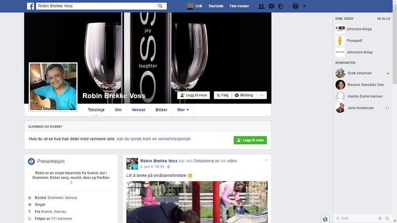 robin brekke voss facebook