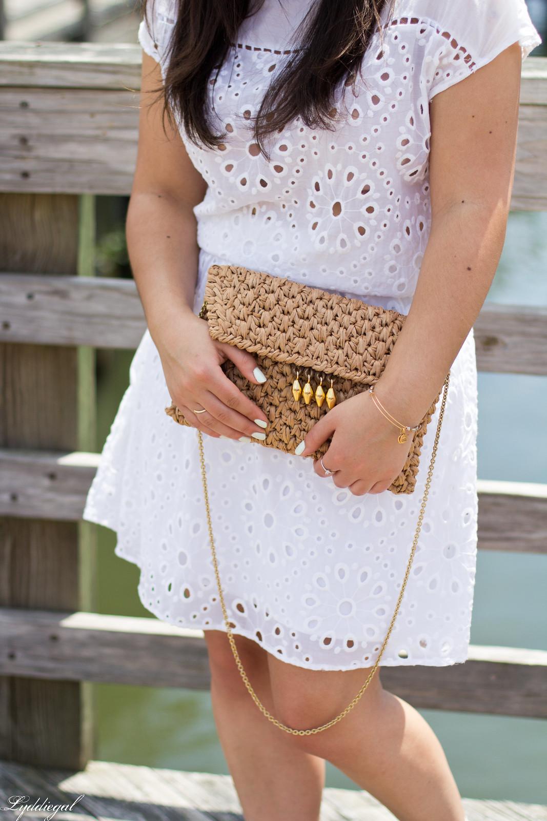 white eyelit matching set, straw clutch, striped espadrilles-8.jpg