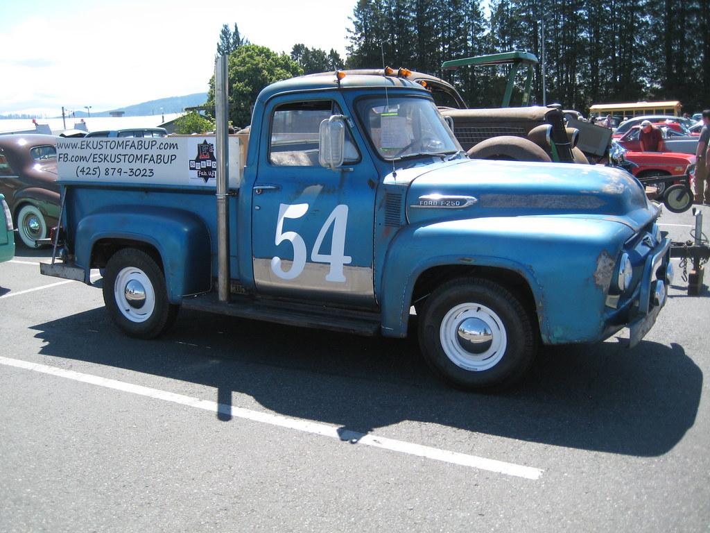 1954 ford f 250 by hugo 90