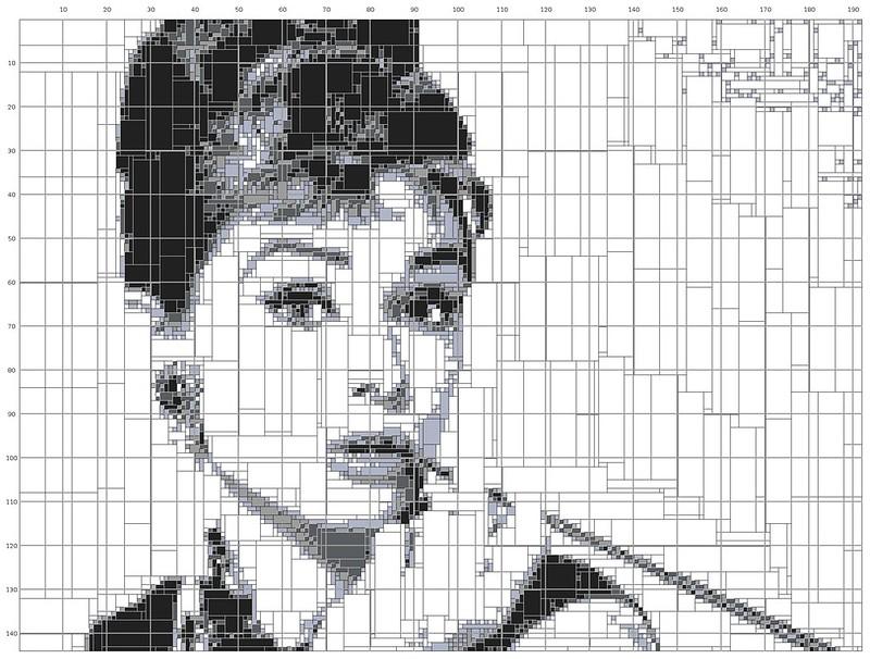 Bricklink Mosaick Maker