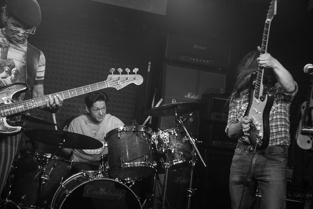O.E. Gallagher live at Crawdaddy Club, Tokyo, 17 Jun 2017 -00078
