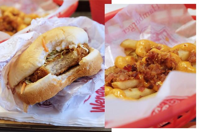 14 Patty Villegas - The Lifestyle Wanderer - Seoul - Korea - Wendys - Kimchi Chicken Fillet -2