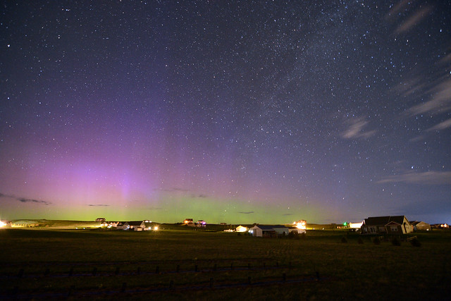 Aurora @  1:59AM MDT (Widefield)