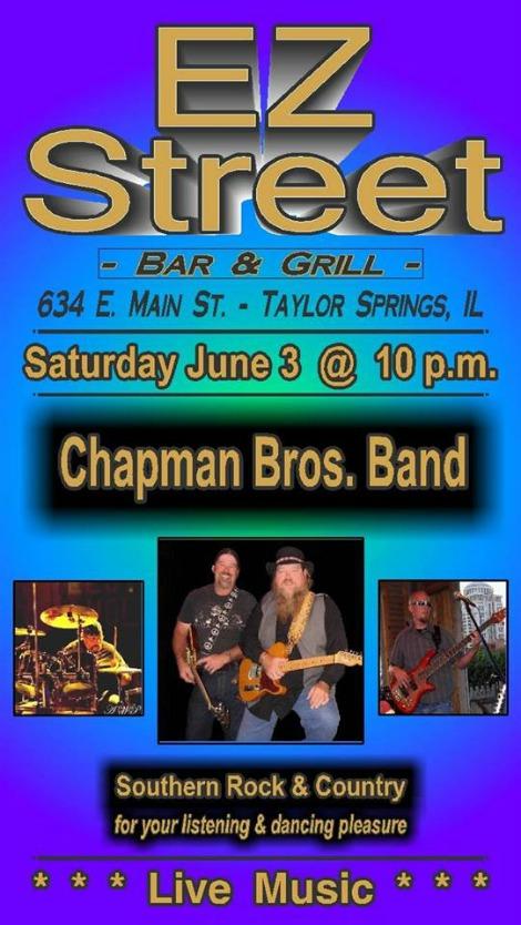 Chapman Bros. Band 6-3-17
