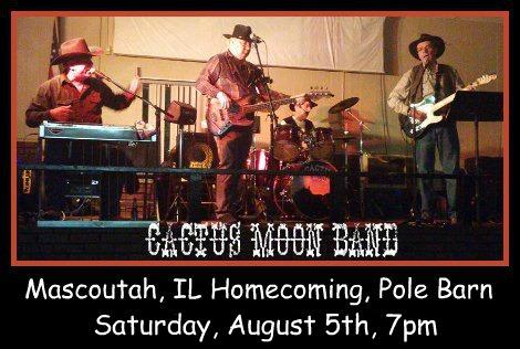 Cactus Moon Band 8-5-17