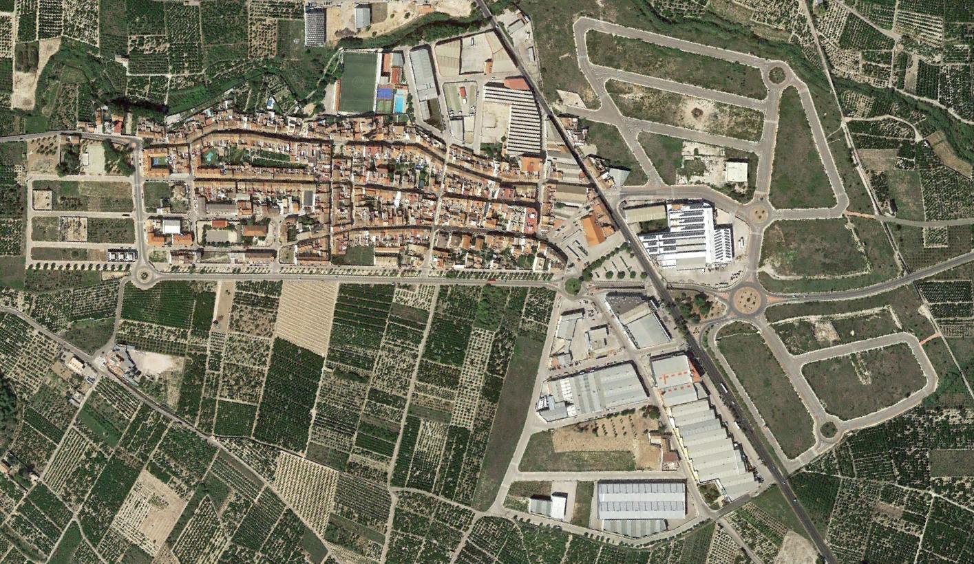 alquería de la condesa, valencia, qué es una alquería, después, urbanismo, planeamiento, urbano, desastre, urbanístico, construcción, rotondas, carretera