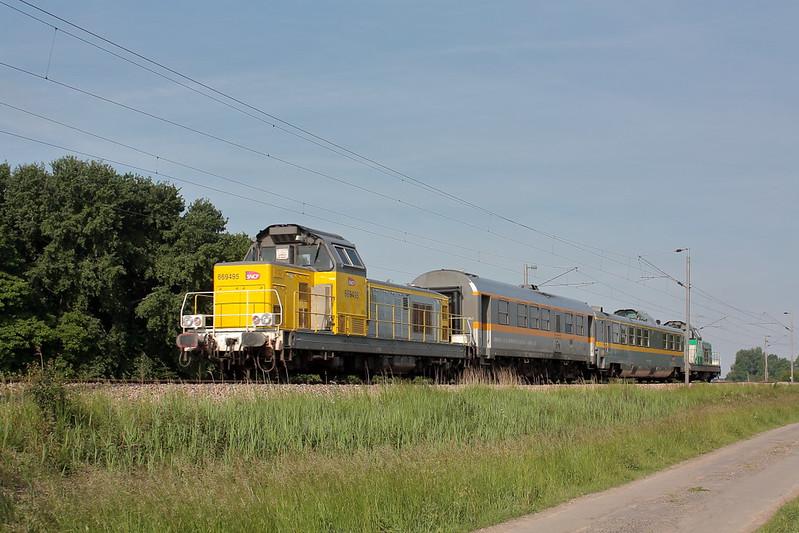 Alstom 66495 - BB 669495 / Merris