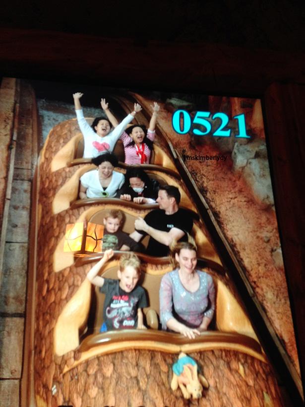Tokyo Disneyland Splash Mountain