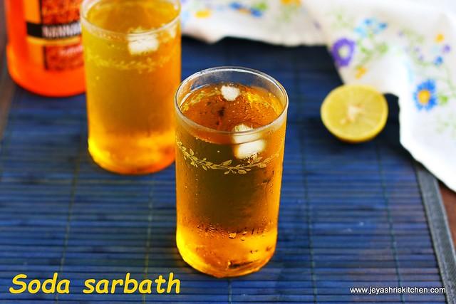 Nannari-sarbath
