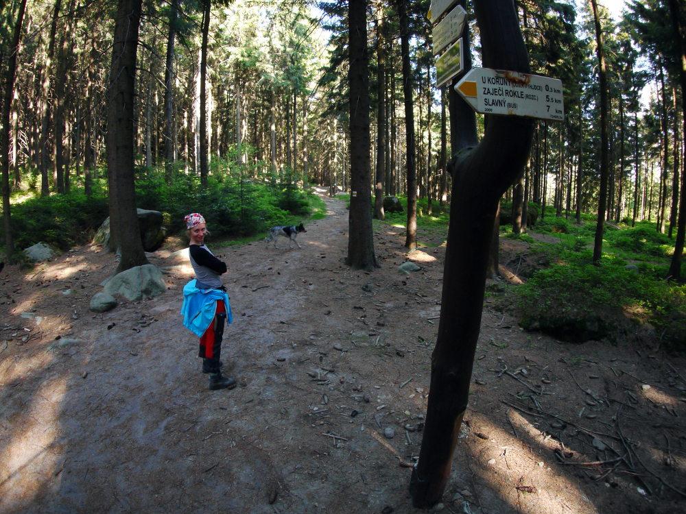 Góry Stołowe czeska strona