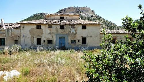 Casa geralda mansi n rural de xixona alicante el ayunta flickr - Casa rural marin ...