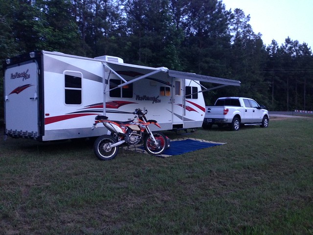 Trailer life magazine open roads forum toy haulers toy for Gm motor club roadside assistance