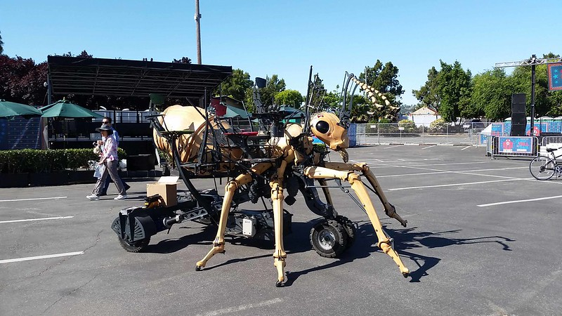 Mechanical Ant