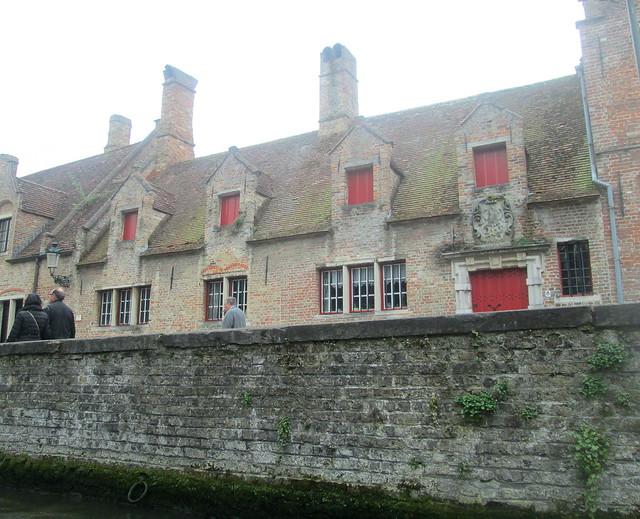 Old Almshouse, Bruges