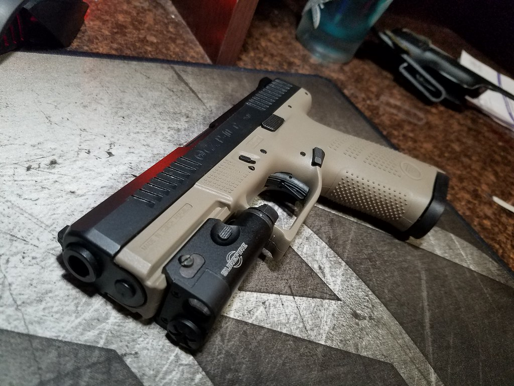 Anyone else not impressed by the CZ P10? (Update: On my 2nd