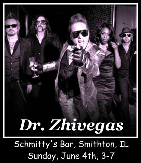 Dr. Zhivegas 6-4-17