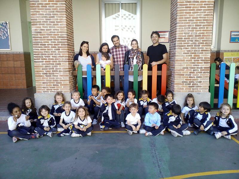 Infantil. Taller de juegos tradicionales