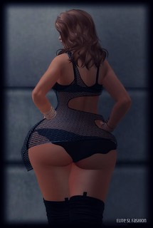 Look No. 78 // Night On The Tiles | by Chloe @ Elite SL Fashion