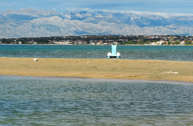 Nin Beach, Croatia