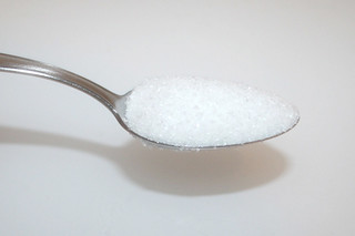 15 - Zutat Zucker / Ingredient sugar