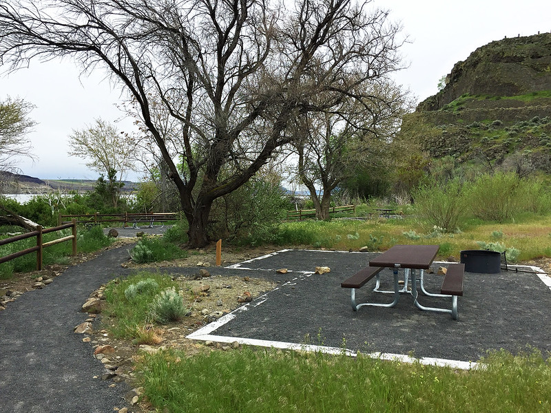 Rocky Coulee Recreation Area