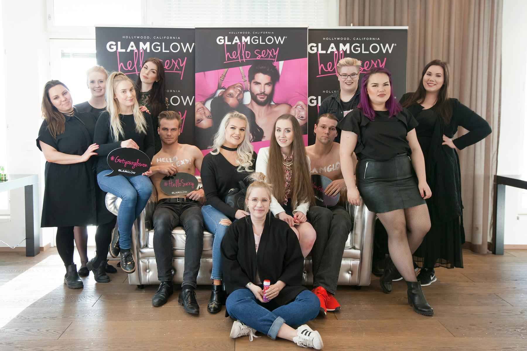 1 glamglow 11.5.2017 pr tapahtuma helsinki bloggaajat successstory pr