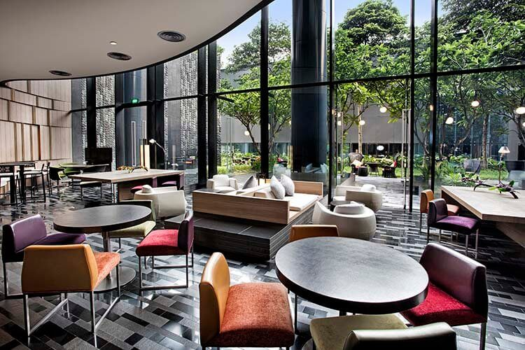 Lobby Lounge Terrace