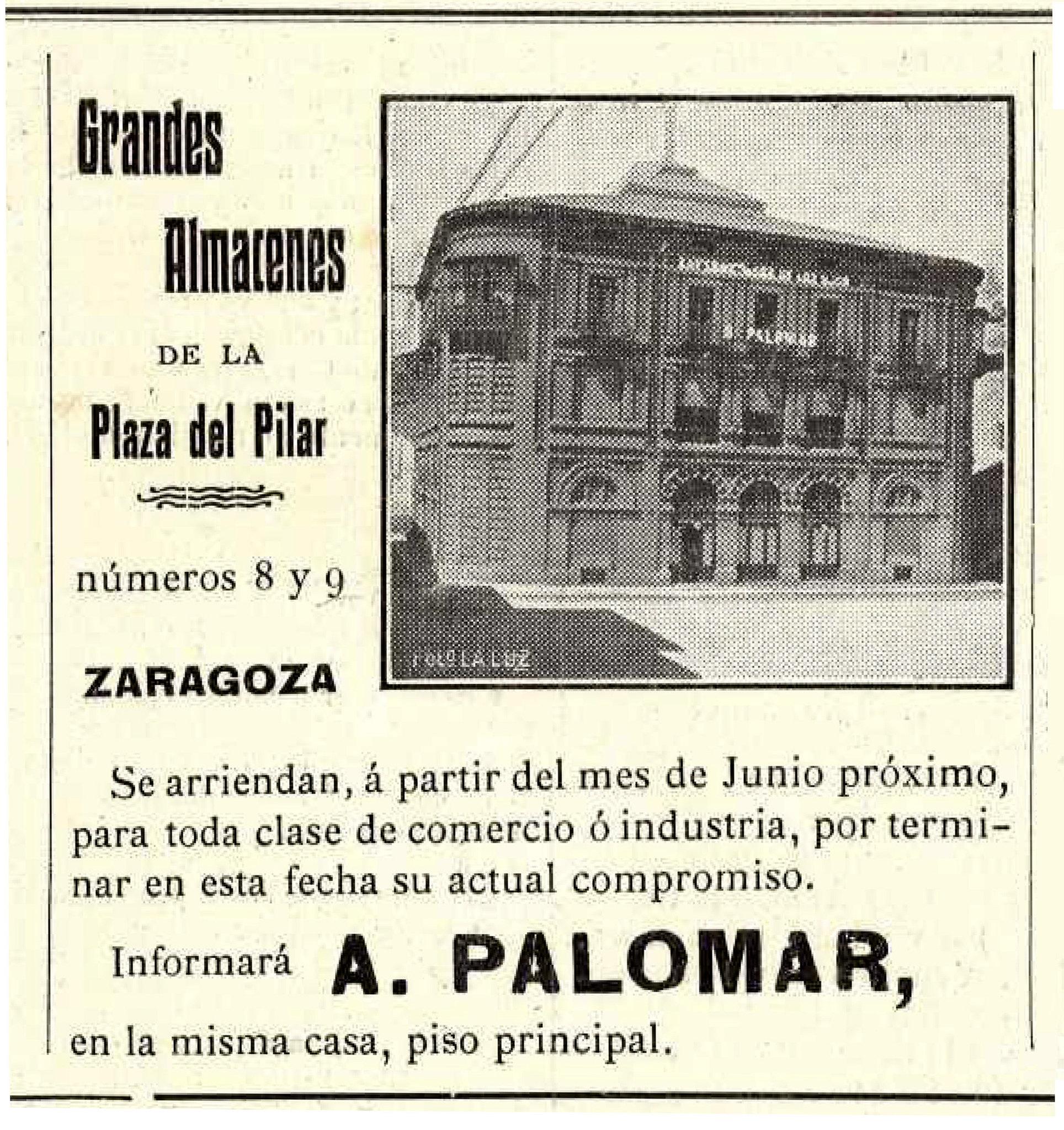 El Batallador. Abril 1911.