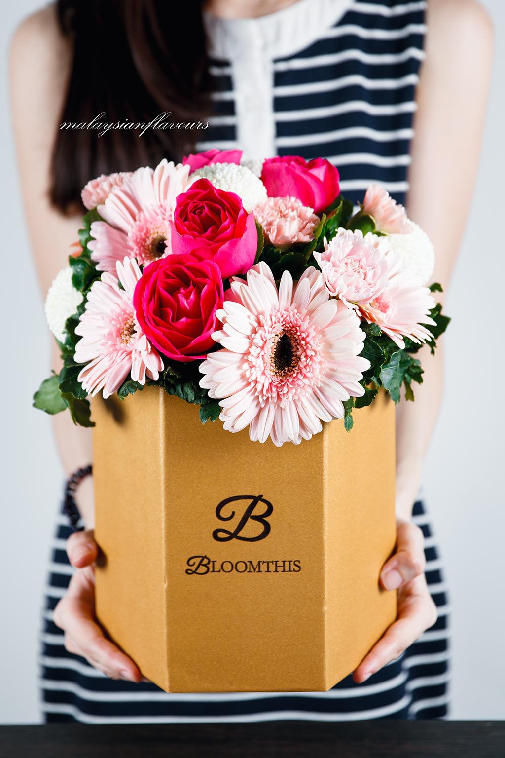 BloomThis x Haagen Dazs