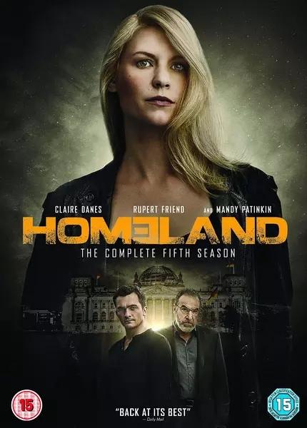 国土安全第五季/全集Homeland5迅雷下载