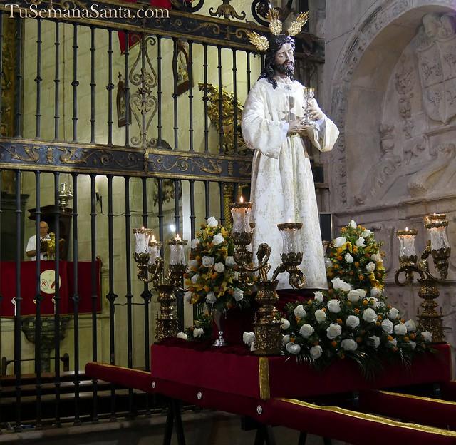Procesión del Señor de la Eucaristía