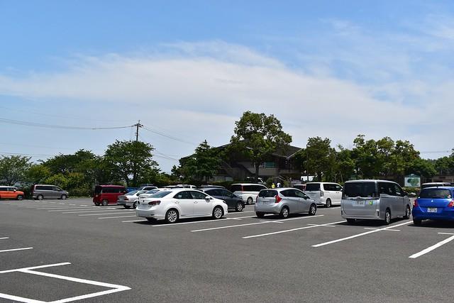 開聞岳登山口駐車場