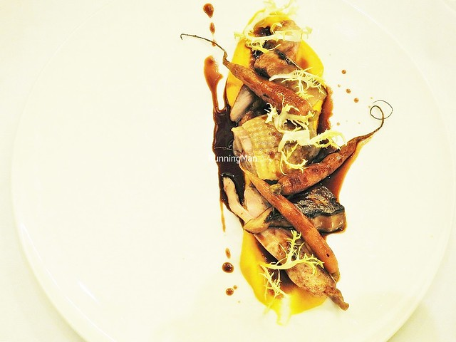 Guinea Fowl With Foie Gras And Black Truffle