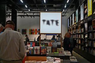 London - Tate Modern store