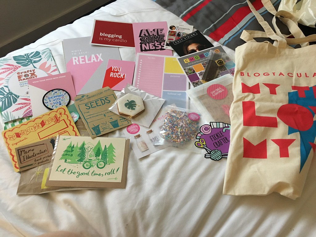 Blogtacular 2017 - goodybag