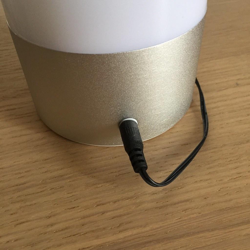 20170616 Test lampe de chevet Aukey Tactile_branchements arrières