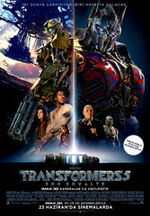 Transformers 5: Son Şövalye - Transformers: The Last Knight (2017)