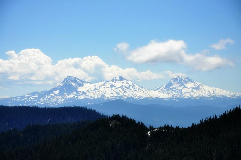 Iron Mountain Hike Three Sisters @ Mt. Hope Chronicles