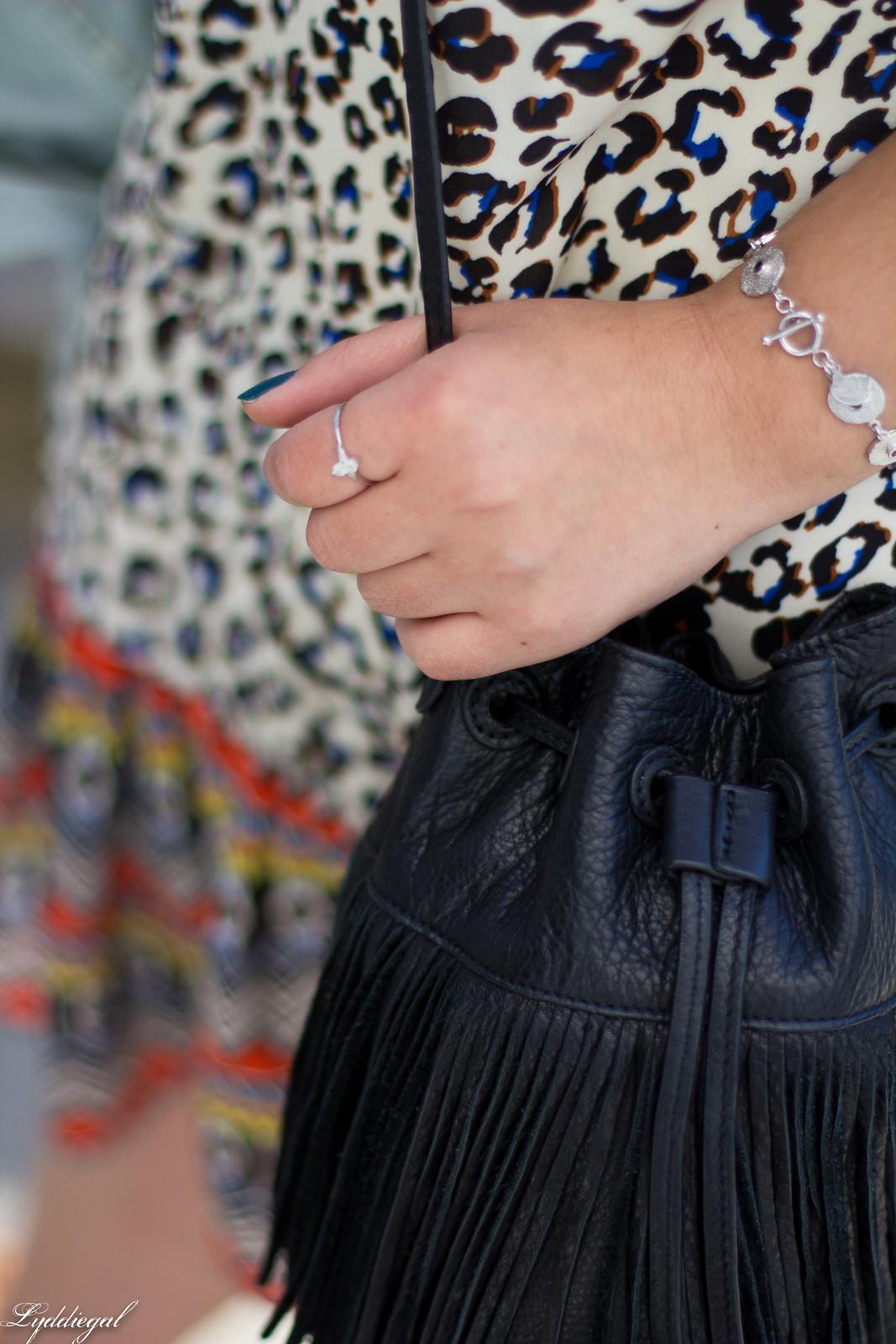 leopard print dress, denim jacket, moonstone jewelry-6.jpg
