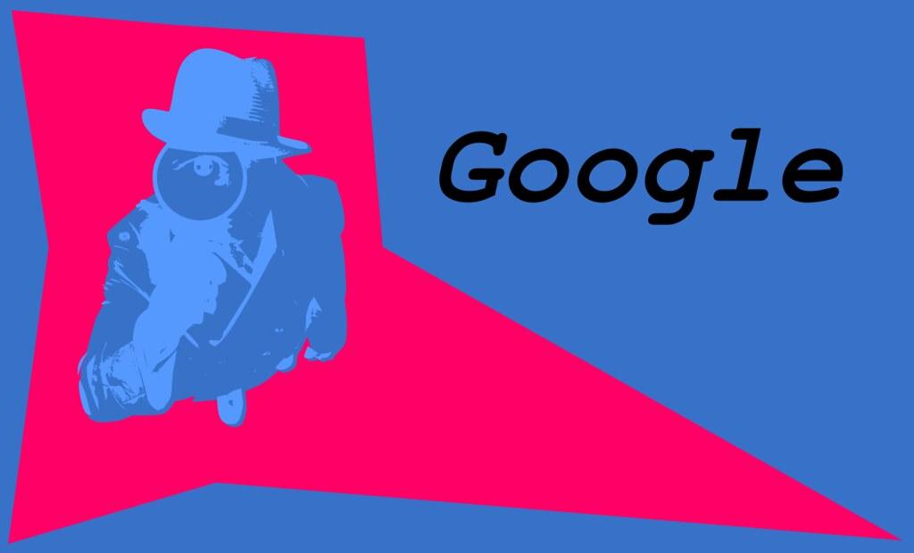 Google шпионит за тобой