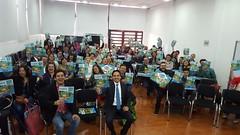 Colegios por la recuperación del Río Bogotá
