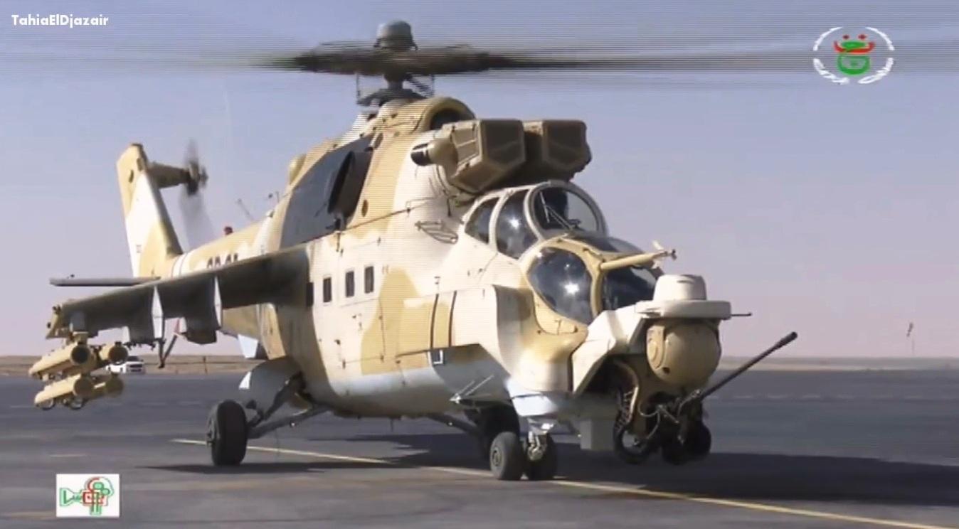 صور مروحيات Mi-24MKIII SuperHind الجزائرية - صفحة 8 34076483353_de8126c72f_o