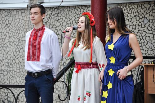 Ми - українці, ми європейці!