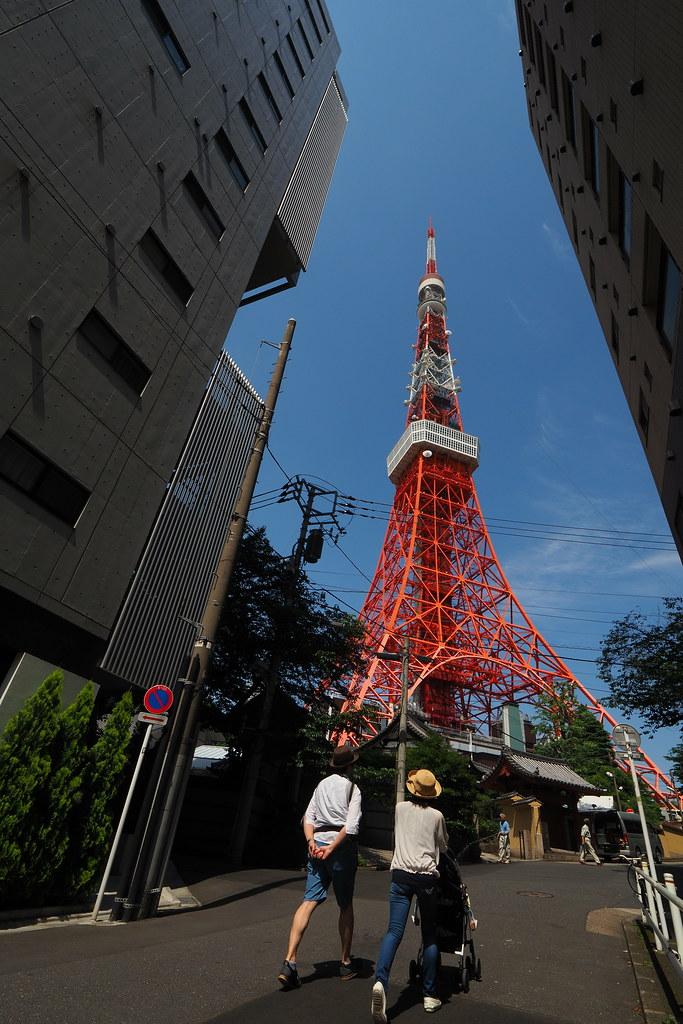 Tokyo tower 東京鐵塔|東京遊記 Tokyo trip