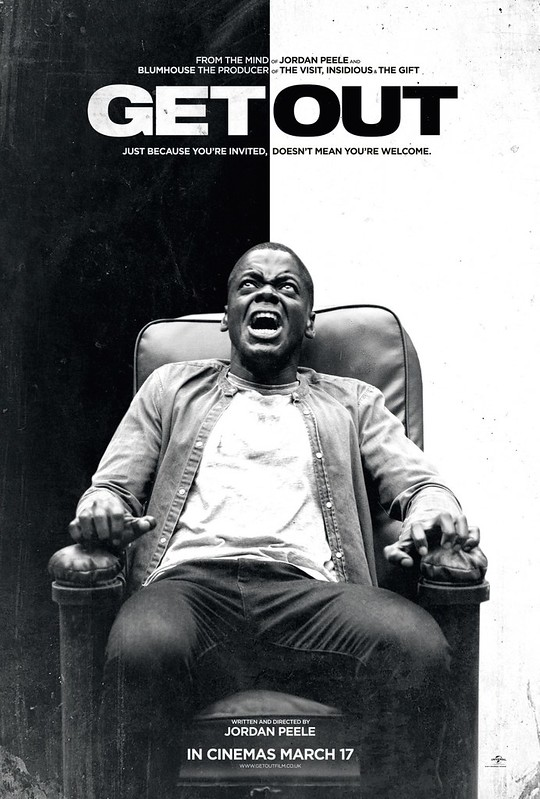 Get Out - Poster 4