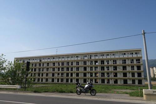 201705_陸前高田市内の建物
