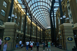 London - Hays Galleria