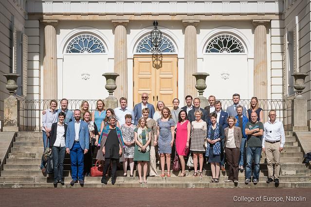 20 years after - Alumni reunion of the Alexis de Tocqueville Promotion (1996-1997). 3 June 2017